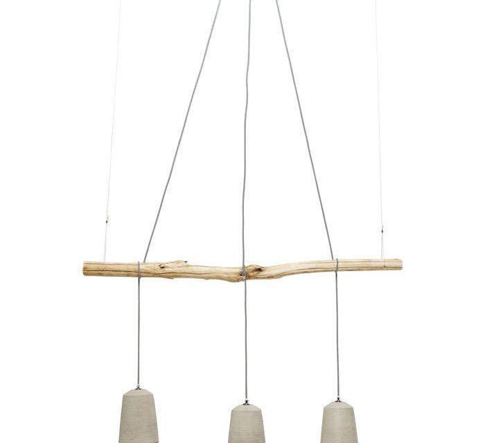 KARE DESIGN Loftlampe, Dining Concrete