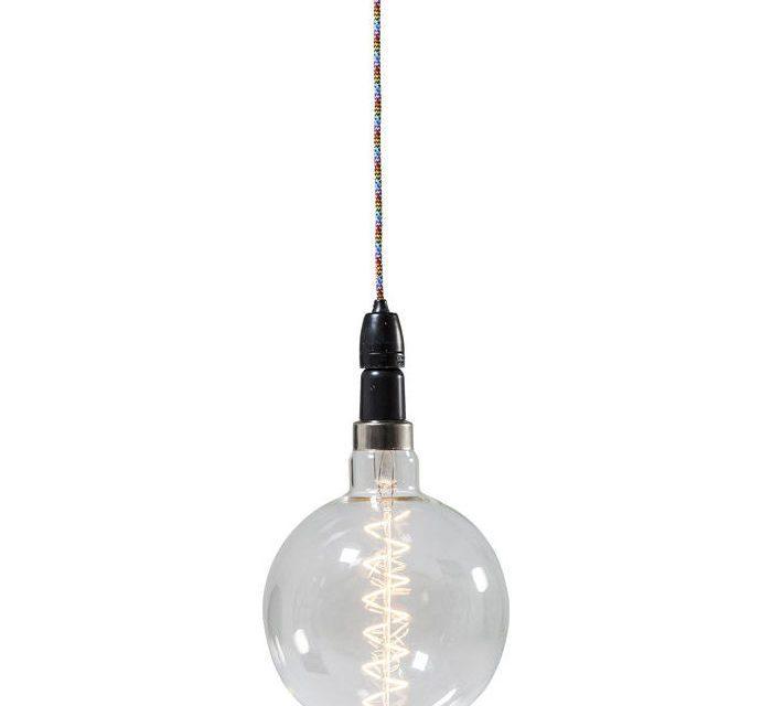 KARE DESIGN Loftlampe, Bulb LED Power Station