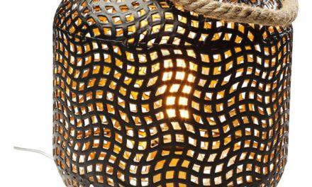 KARE DESIGN Gulvlampe, Chain Round 30cm
