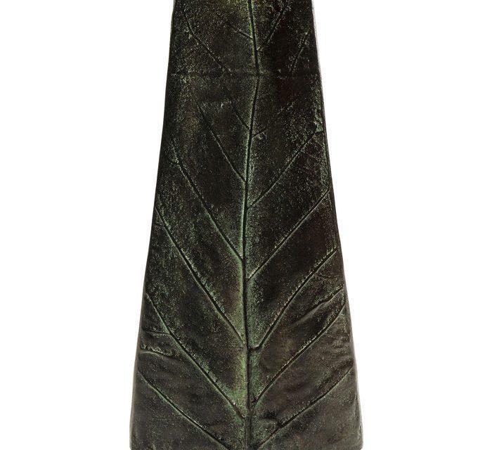 KARE DESIGN Vase, Lovely Leaf 43cm