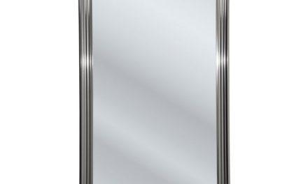KARE DESIGN Spejl, Frame Sølv 180x90cm