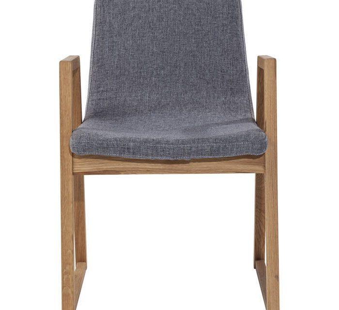 KARE DESIGN Spisebordsstol med Armlæn, Trapez