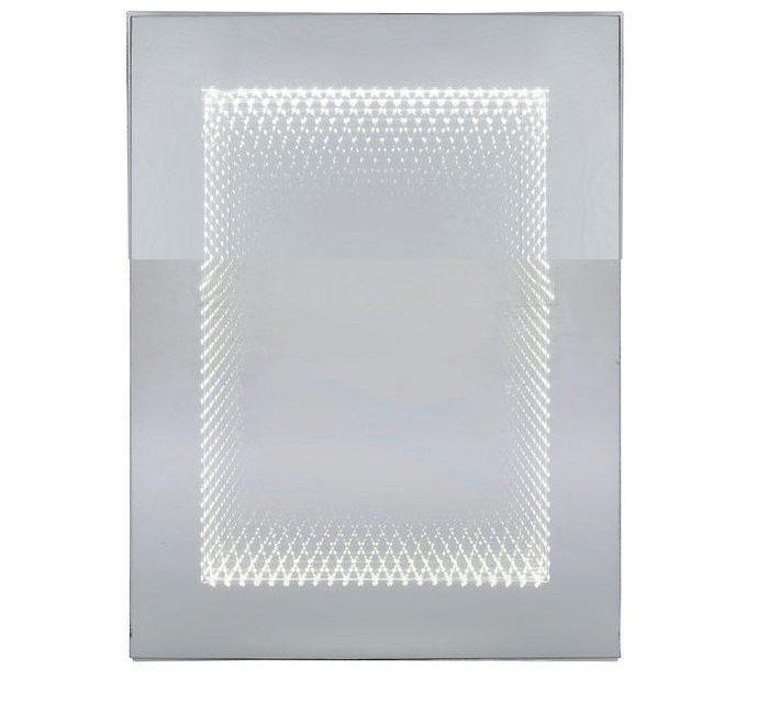 KARE DESIGN Vægkunst, Mirror Infinity 80x60cm LED