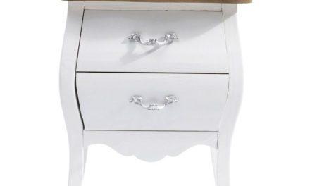 KARE DESIGN Kommode, Romantic Hvid 45cm