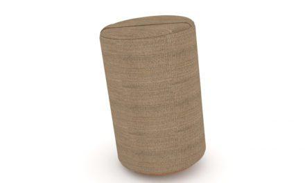 JENSENPLUS K2 puf, ergonomisk – Beige