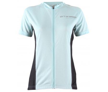2117 OF SWEDEN Bjärby – Dame cykeltrøje – Lysblå