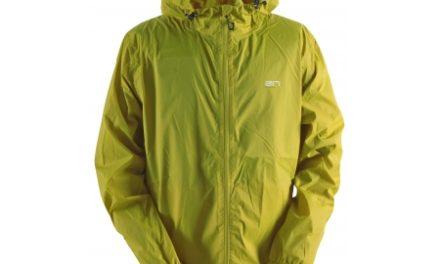 2117 Of Sweden Vedum Rain Jacket Men – Regnjakke Til Herre – Lime