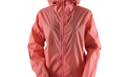 2117 Of Sweden Vedum Rain Jacket Women – Regnjakke Til Dame – Pink