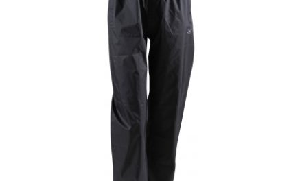 2117 Of Sweden Vedum Rain Pants Women – Regnbukser Til Dame – Sort