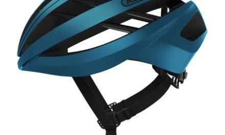 Abus Aventor – Cykelhjelm – Blå