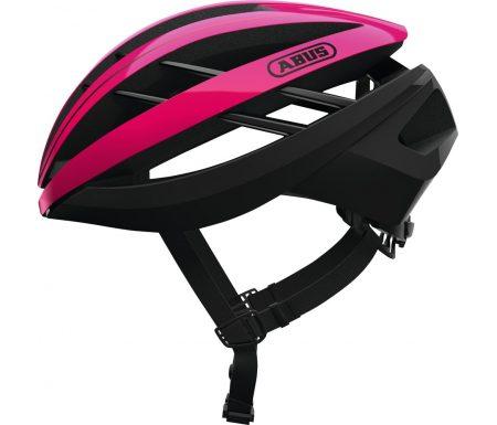 Abus Aventor – Cykelhjelm – Fuchsia pink