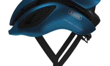 Abus GameChanger – Aero cykelhjelm – Blå