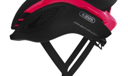Abus GameChanger – Aero cykelhjelm – Fuchsia pink