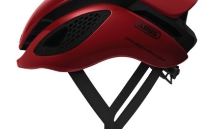 Abus GameChanger – Aero cykelhjelm – Rød