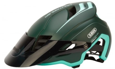 Abus Montrailer – Cykelhjelm – Grøn