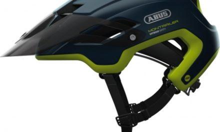 Abus Montrailer MIPS – Cykelhjelm – Blå