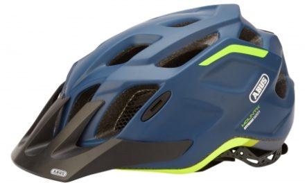 Abus MountK – Cykelhjelm – Blå
