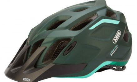 Abus MountK – Cykelhjelm – Grøn
