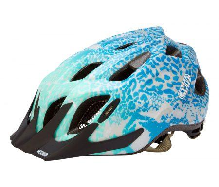 Abus MountX – Cykelhjelm – Blå