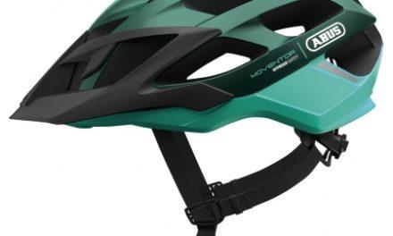 Abus Moventor – Cykelhjelm – Grøn