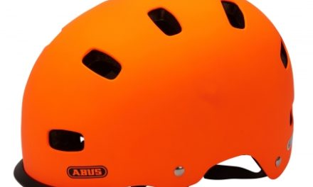 Abus Scraper V.2 cykelhjelm – Orange