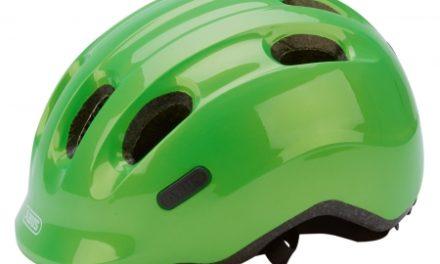 Abus Smiley 2.0 – Cykelhjelm – Grøn