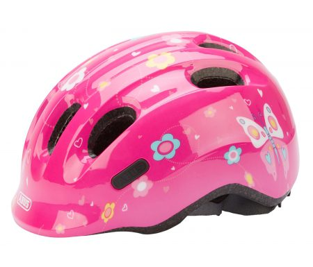 Abus Smiley 2.0 – Cykelhjelm- Pink