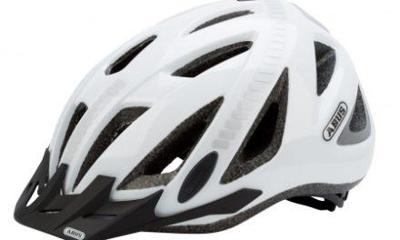 Abus Urban-I Signal 2.0 – Cykelhjelm – LED lys – Hvid