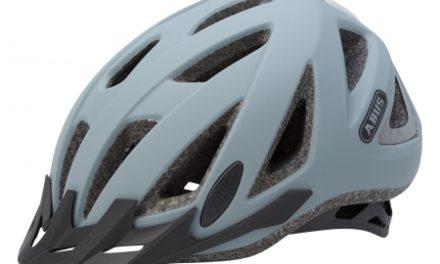 Abus Urban-I v.2 – Cykelhjelm – Matgrå