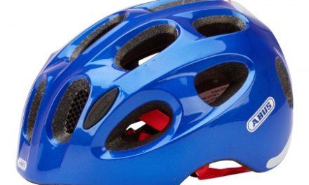 Abus Youn-I – Cykelhjelm – Blå