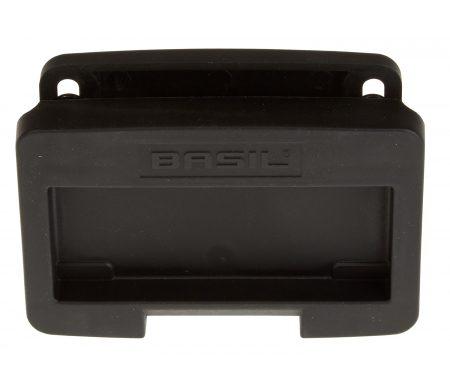 Adapterplade KLICKfix beregnet til Basil kurve og tasker