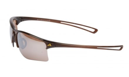 Adidas Raylor – Løbe- og Cykelbrille – Shiny Brown/Contrast