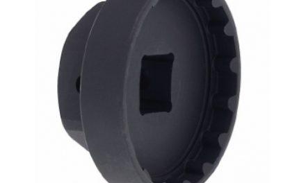 """Aftrækker for Shimano Hollow krankskåle – Til 32mm nøgle eller 1/2"""" top."""