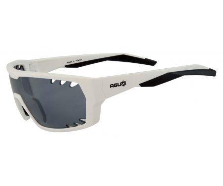 AGU Beam – Sports- og cykelbrille – Hvid
