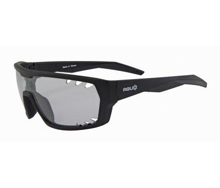 AGU Beam – Sports- og cykelbrille med fotokromiske linser – Sort