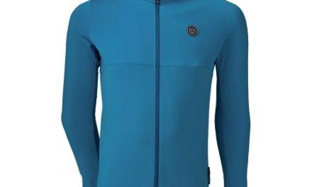 AGU Essential Thermo – Langærmet Cykeltrøje – Herre – Blå