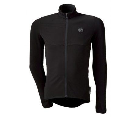 AGU Essential Thermo – Langærmet Cykeltrøje – Herre – Sort