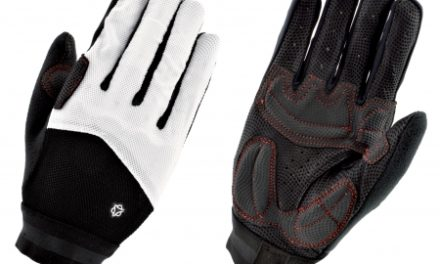 AGU Glove MTB Trail Gel – MTB cykelhandsker med gel-puder – Sort