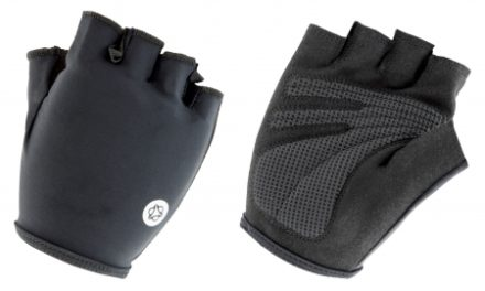 AGU Gloves Essential Gel – Cykelhandsker med gel-puder – Sort
