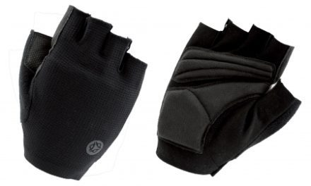AGU Gloves Essential Power Gel – Cykelhandsker med gel-puder – Sort