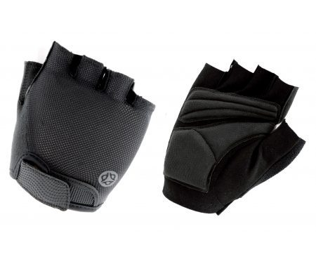 AGU Gloves Essential Super Gel – Cykelhandsker med gel-puder – Sort