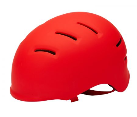 AGU Hawk – Hjelm – Rød