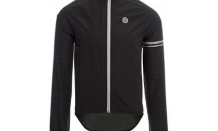 AGU Jacket Essential Rain – Cykelregnjakke – Sort