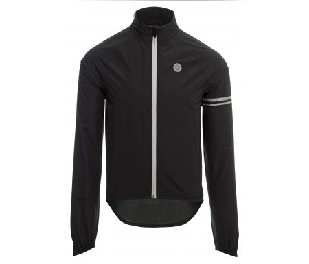 AGU Jacket Essential Rain – Cykelregnjakke – Sort