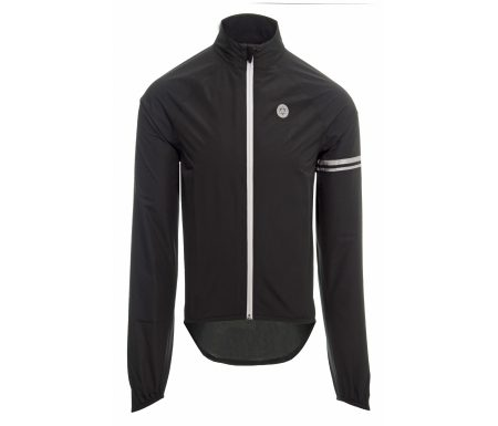 AGU Jacket Essential Rain – Dame cykelregnjakke – Sort