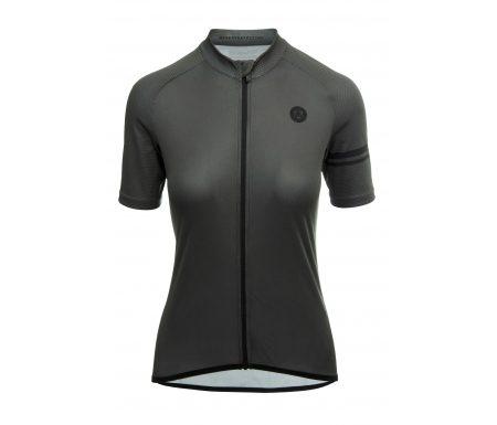 AGU Jersey SS Essential – Dame cykeltrøje – Grå