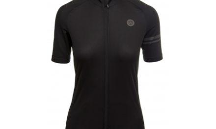 AGU Jersey SS Essential – Dame cykeltrøje – Sort