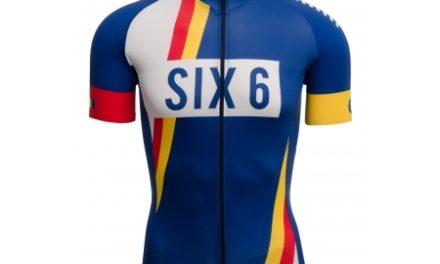 AGU Jersey SS SIX6 PNSC – Cykeltrøje – Blå