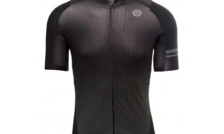 AGU Jersey SS Trend Gradient – Cykeltrøje – Sort