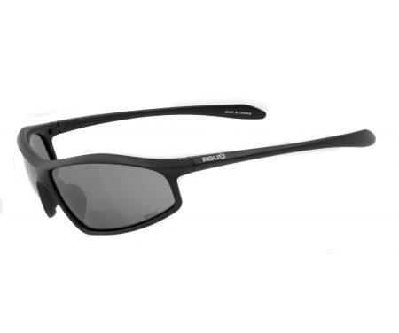 AGU Masuto Bifocal – Cykelbriller med læsefelt – Sort